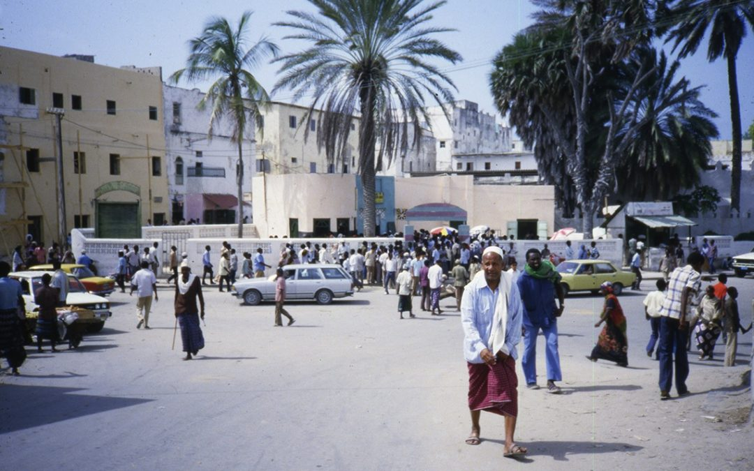 MOGADISHU THEN AND NOW – IMAGES AND POEMS OF A CITY